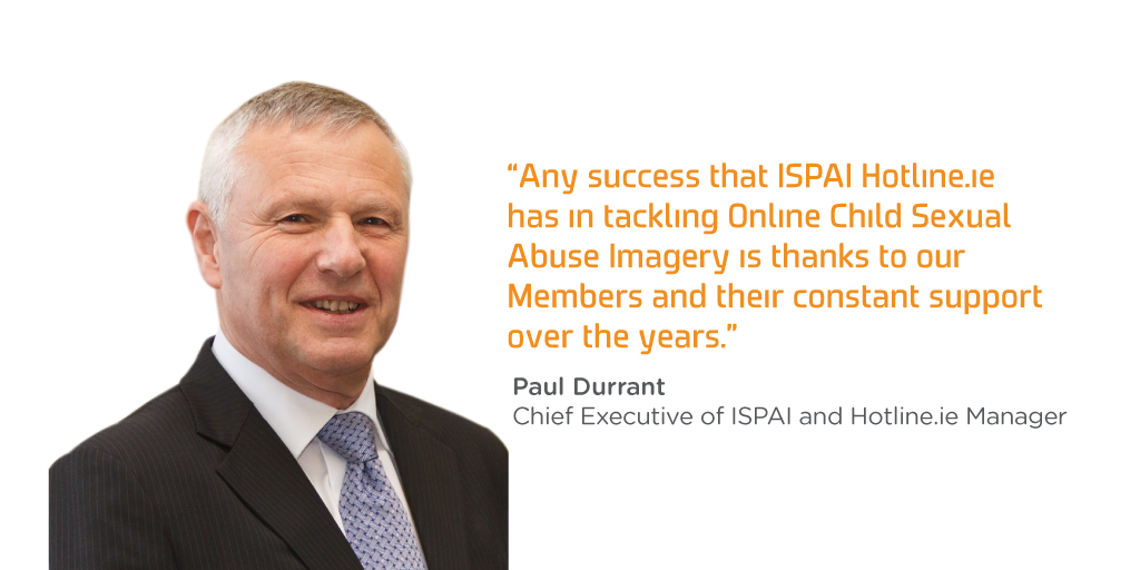 ISPAI CEO Paul Durrant